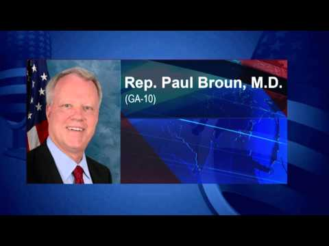 Rep. Paul on Getting Rid of Obamacare and Replacing it
