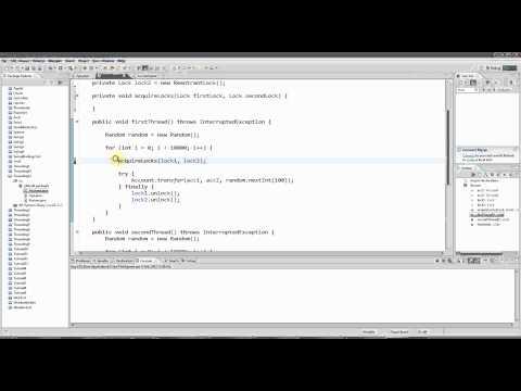 Advanced Java: Multi-threading Part 11 - Deadlock