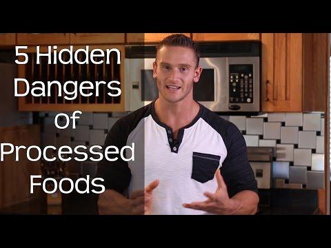 5 Hidden Dangers of Processed Foods- Thomas DeLauer