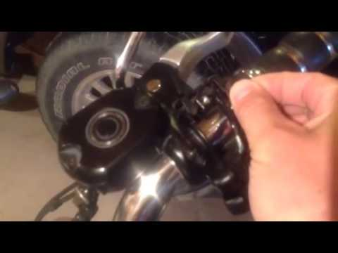 Trouble shooting starter switch Harley 1200