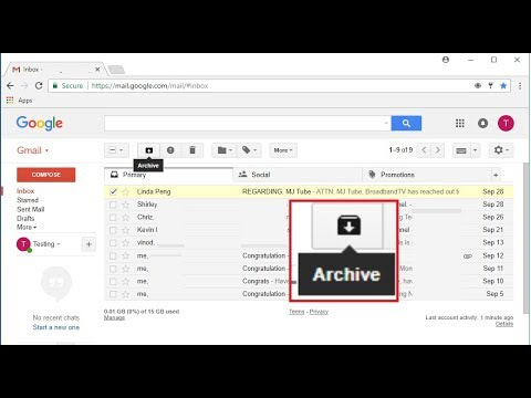 How to Get Back Achieved Emails in Gmail (Easy)