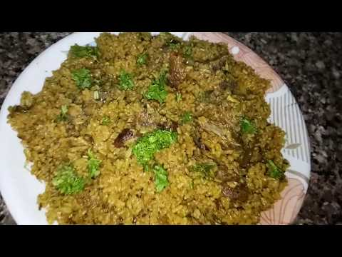 SIMPLE, EASY AND TASTY MUTTON TAHARI