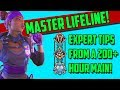 Download   Expert Tips I Learned After 200 Hours Playing Lifeline In Apex Legends! MP3,3GP,MP4