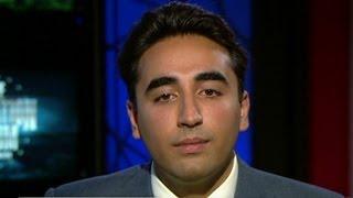 "Zardari: Musharraf ""murdered my mother"""