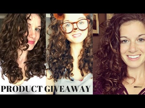 Curly Girl Method | Favourite Products Giveaway!!!