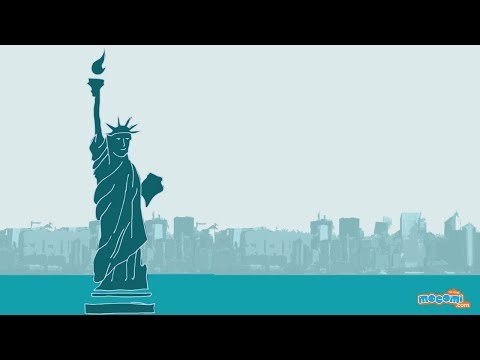 The Statue Of Liberty Fun Fact Series Ep34 Mocomi Kids