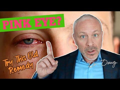 Pink Eye Remedy Success!