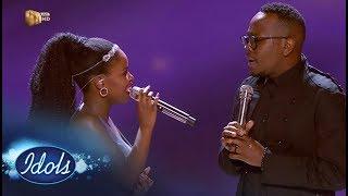 Top 3 Reveal Duets: Yanga & Khaya – Idols SA