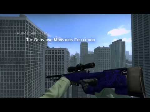 CS:GO Operation Bloodhound Weapon Skins Showcase (Falchion, Rising Sun, Gods and Monsters)