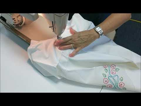 Pillowcase Dress instruction video