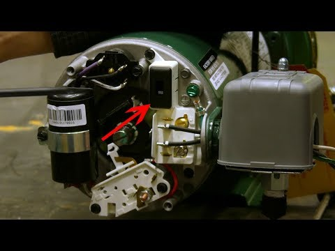 How to Replace Jet Pump Pressure Switch & Change Voltage