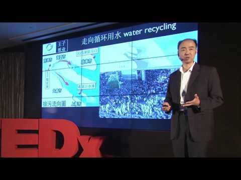 The far-reaching benefits of a water pollution map | Ma Jun | TEDxBeijingSalon