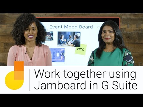 G Suite for Jamboard | The G Suite Show