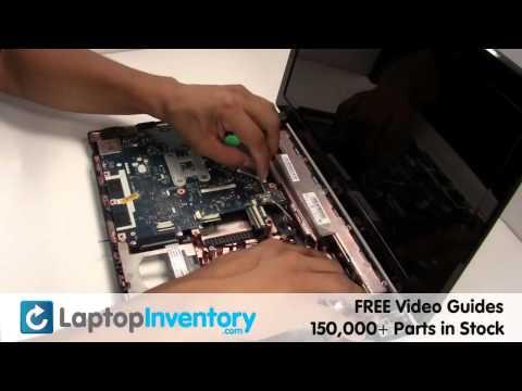 Acer Aspire 5733 7736 Fan Repair Fix Replacement - CPU Cooling Fan Heatsink Notebook Laptop