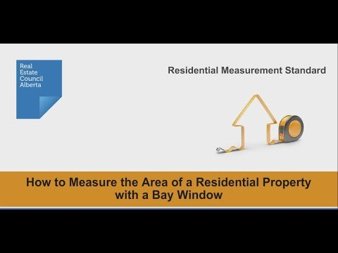 How to measure a bay window: RMS Principle 8
