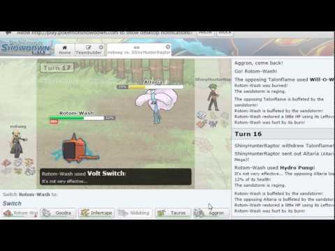 Pokemon Showdown Livestream! Testing for EXPNU!