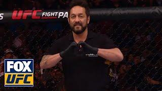 Dana White says Mario Yamasaki will never ref again in the UFC | UFC Tonight