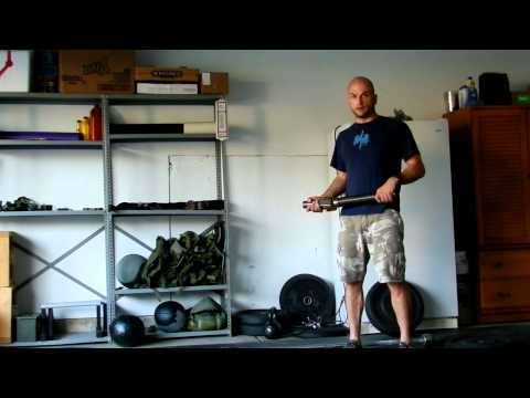 Landmine Fitness Trainer - Explanation and Demos!