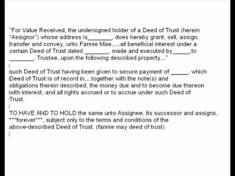 Sovereign Freeman Creditor Rights, Property, Deed of Trust, Usufructuary, Mortgage Fraud