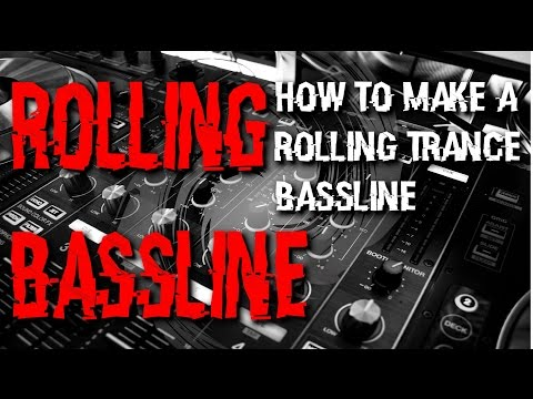 HOW TO MAKE A ROLLING TRANCE BASSLINE (TUTORIAL) - Quick & Easy in FL Studio!