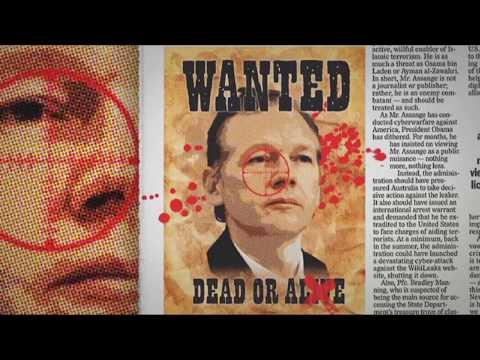 3 Reasons Why the U.S. Wants WikiLeaks founder Julian Assange Prosecuted