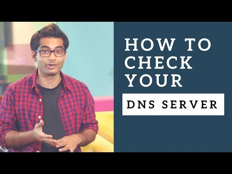 How to Check your current DNS Server (Windows | macOS | Android | iOS)