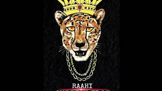 🐆 RAAHI - CHEETAH FLOW (Panda Remix) | Hindi Rap Song 🐆