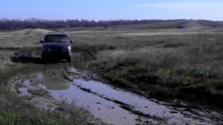 Ford Explorer off road