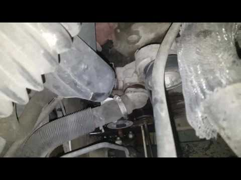 how to replace thermostat 2006 chevy Tahoe 5.3