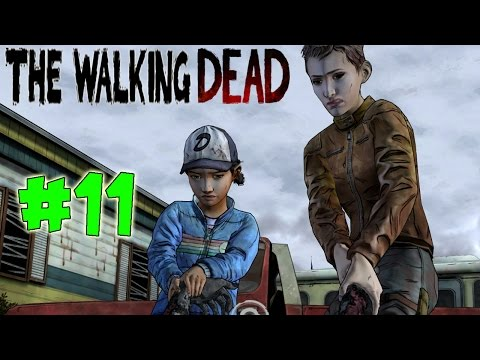 The Walking Dead S2 - The Aftermath #11 Telltale Games mp4