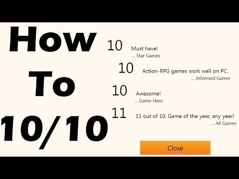 Game Dev Tycoon - How To Make A 10/10 Perfect Game