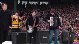 dropkick murphys perform at fenway park  2010 nhl winter classic hd