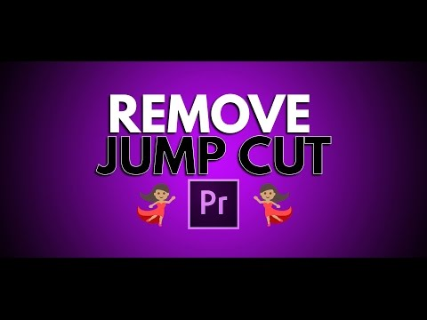 How to Fix or Remove Jump Cut from the Video Footage in Premiere Pro- Tutorial for Beginners