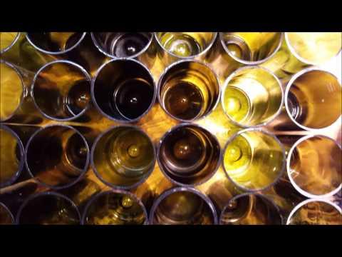 Elevated Candles - Upcycled Wine Bottles (12/2016)