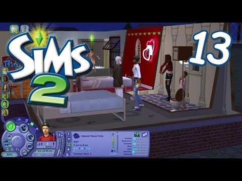 The Sims 2 Part 13 - Stop, PLEASE!!!