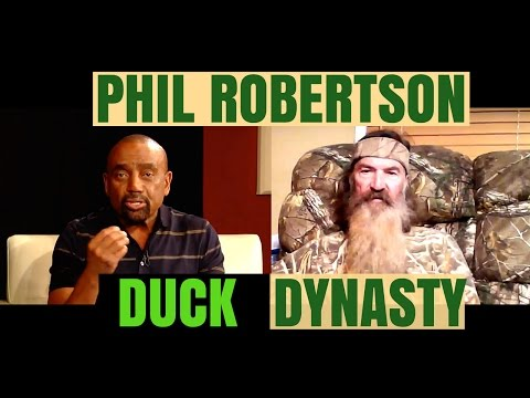 DUCK DYNASTY Phil Robertson Discusses Trump, Patriarchy, Race and Fake News (Ep. 6 | Season 4)