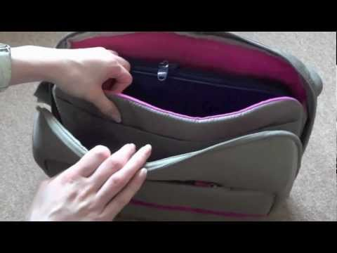 Belkin Core Messenger Laptop Bag Review - EdenElleganceBeauty