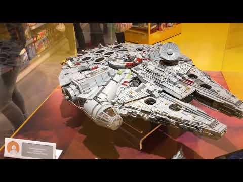 Star Wars New Lego millennium falcon $799 for 2017