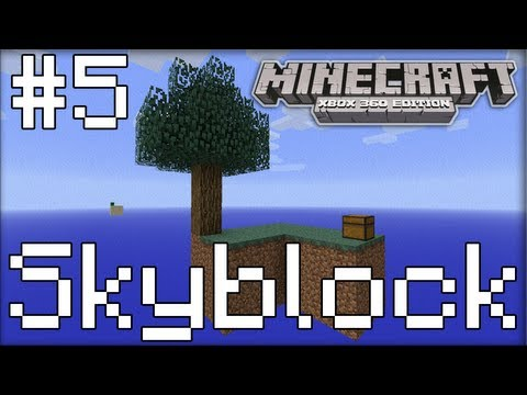Minecraft SkyBlock! - Lighting The Nether Portal! - Part 5