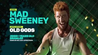 Who Is Mad Sweeney? | American Gods