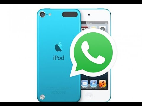 How to Install whatsapp on ipod or ipad without jailbreak 2018