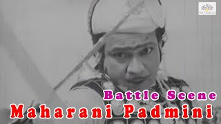 Battle Scene from Maharani Padmini Bollywood Hindi Movie