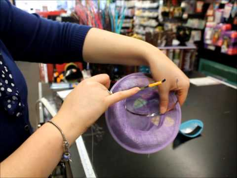 How To Attach A Hairband To A Top Hat Base