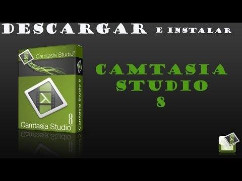 Descargar e Instalar Camtasia Studio 8 para windows Xp,Vista,7 y 8