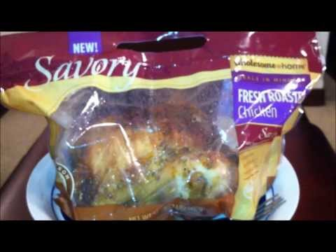 Kroger Fresh Roasted Chicken Review