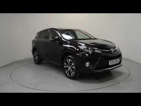 Used 2014 Toyota RAV4 | Used Cars for Sale NI | Shelbourne Motors NI | FXZ5941