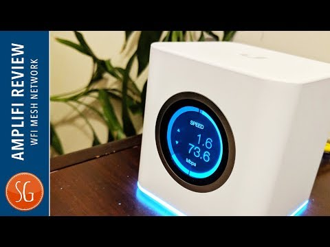 The ultimate wifi setup 2018 | Amplifi HD Review