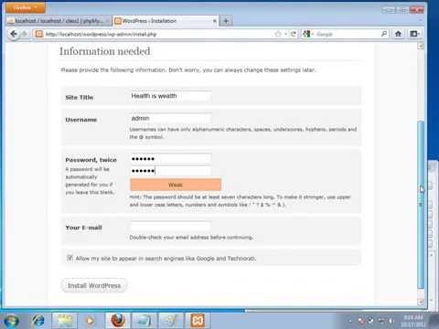 How to make website tutorial bangla 1