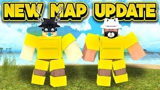 Roblox Booga Booga Mapa New Map Update Roblox Booga Booga
