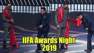 IIFA Awards 2019 Full Show Green Carpet | PART 01 | Salman Khan, Deepika, Vicky, Alia